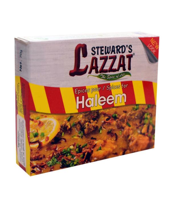 Lazzat Haleem 1 600x697 - Lazzat - Spice for Halim 70 gm