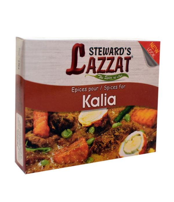 Lazzat Kalia 1 600x697 - Lazzat - Spice for Kalia 70 gm