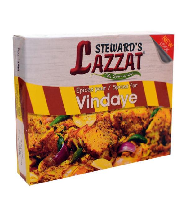 Lazzat Vindaye 1 600x697 - Lazzat - Spice for vindaye 70g