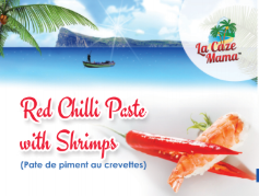 Red Chilli Prawns 100g - LCM Red Chilli & Prawns 100g