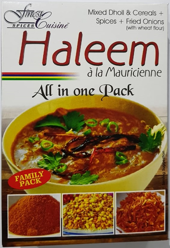 Haleem All in One - Finest First - All in One Halim Mix
