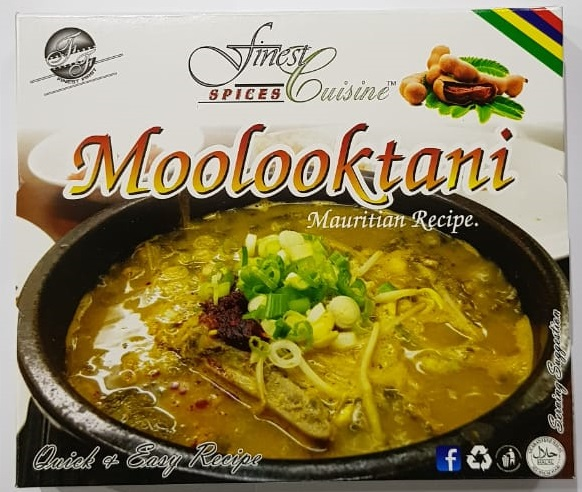 Moolooktani - Finest First - Moolooktani